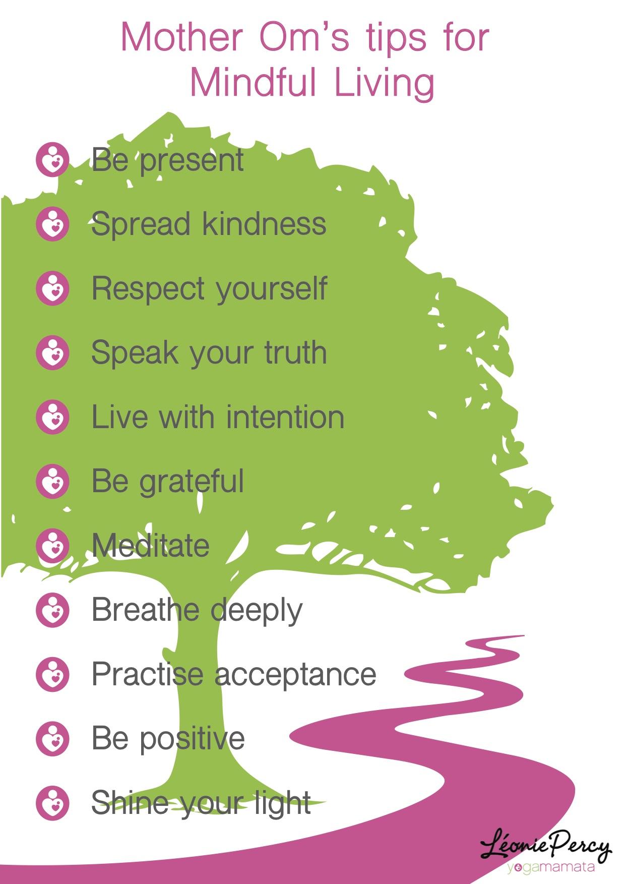 Mindful Living 1