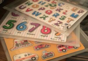PIN puzzles