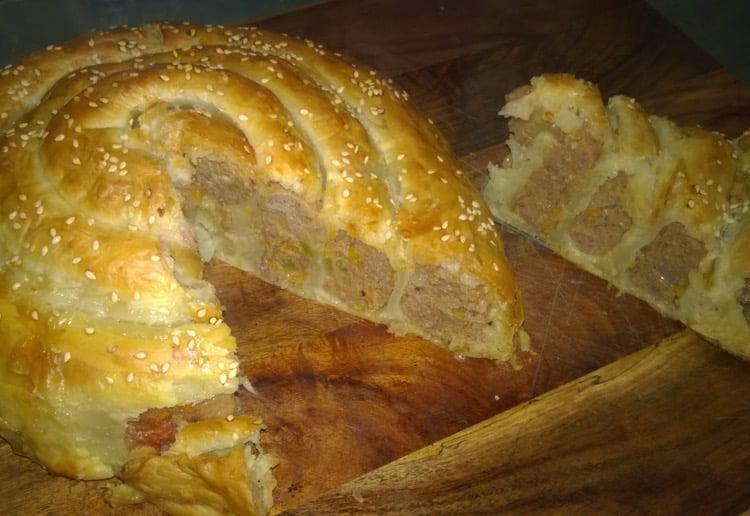 Sausage Scroll