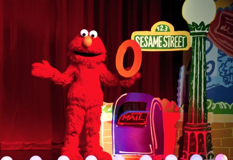 WIN 1 of 5 Family Passes to see Elmo's Super Fun Hero Show