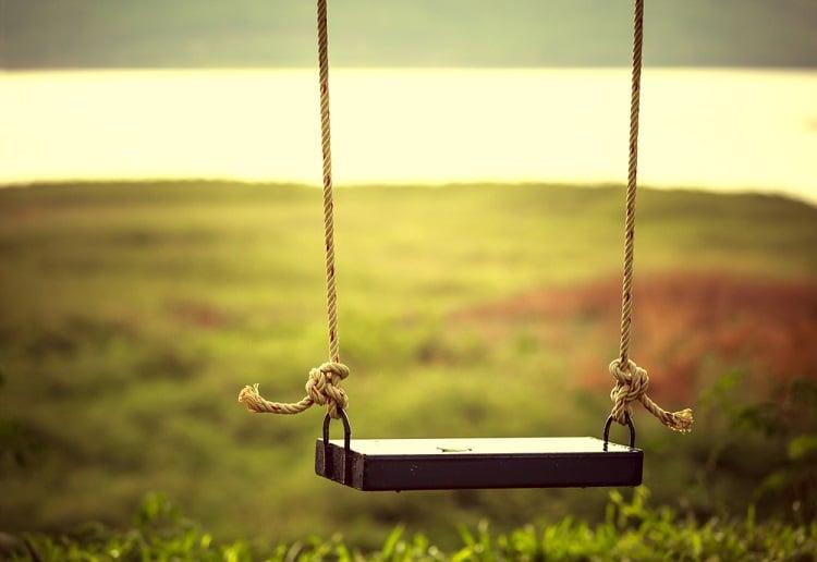 dangers of swings