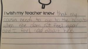 i wish my teacher knew2