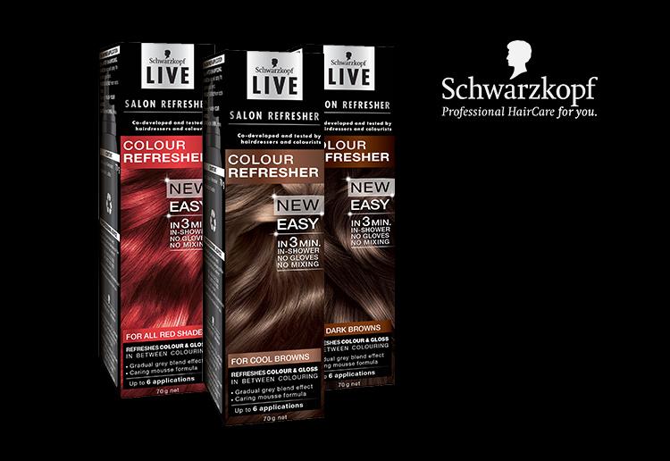Schwarzkopf LIVE Salon Refresher