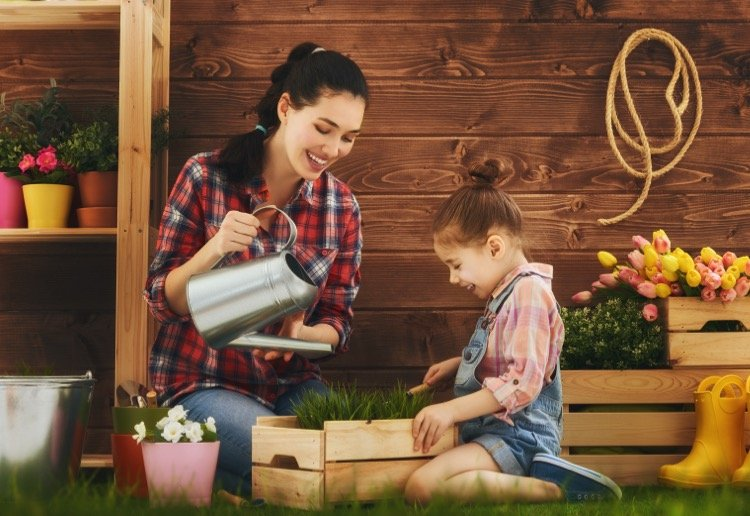 Introducing youngsters to the magical world of gardening