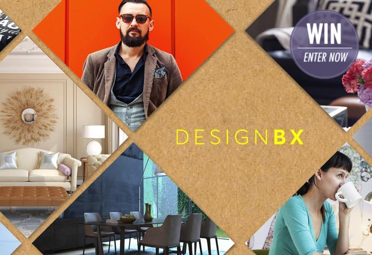 WIN a Designbx Essential Interior Design Package!