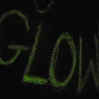 How to make glow in the dark chalk