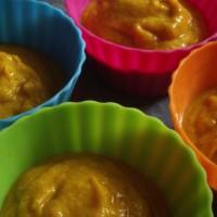 Silken Tofu Pumpkin Dessert