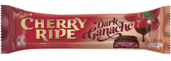 Cherry Ripe Dark Ganache