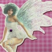 Home made fairy card