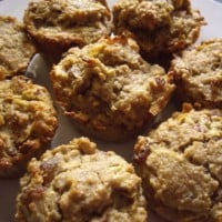 Apple and Oat Bran Muffins