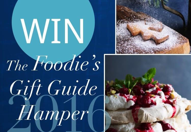 WIN MoM's 2016 Foodies Gift Guide hamper!