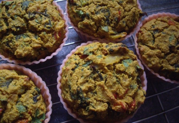 Vegan Chickpea Muffin