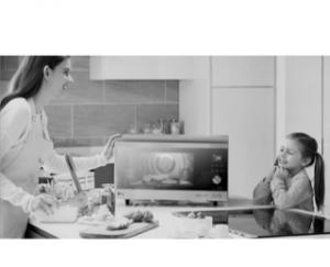 LG NeoChef™ Smart Inverter Microwave Range
