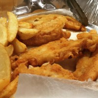 Coopers Pale Ale Battered Fish & Chips