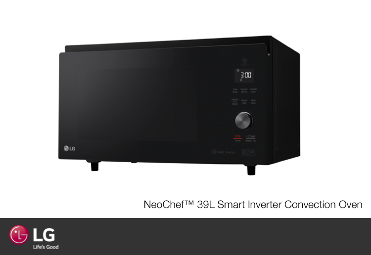 LG NeoChef™ 39L Smart Inverter Convection Oven