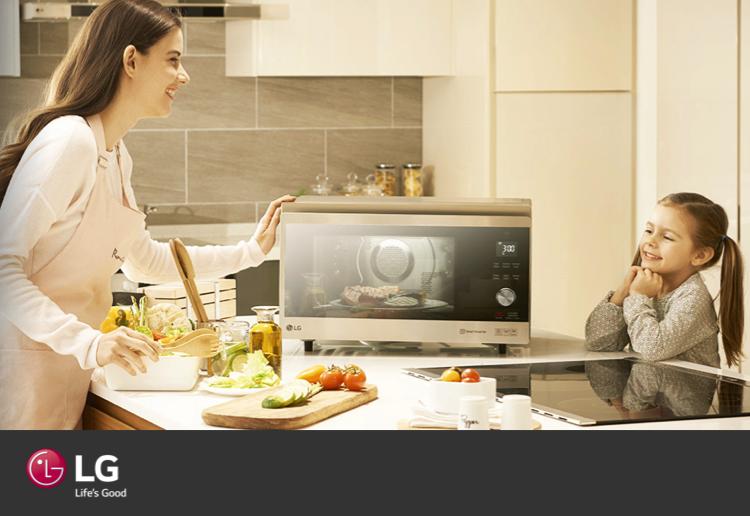 LG NeoChef™ Microwave Oven Range