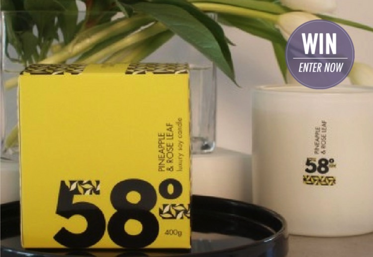 WIN 1 of 15 Large Original Soy Co. 58 Degrees Candles