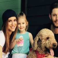 The Ackles Harris family just grew by 2!