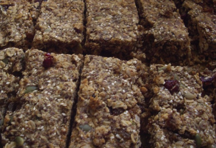 Ground Flaxseed Bar