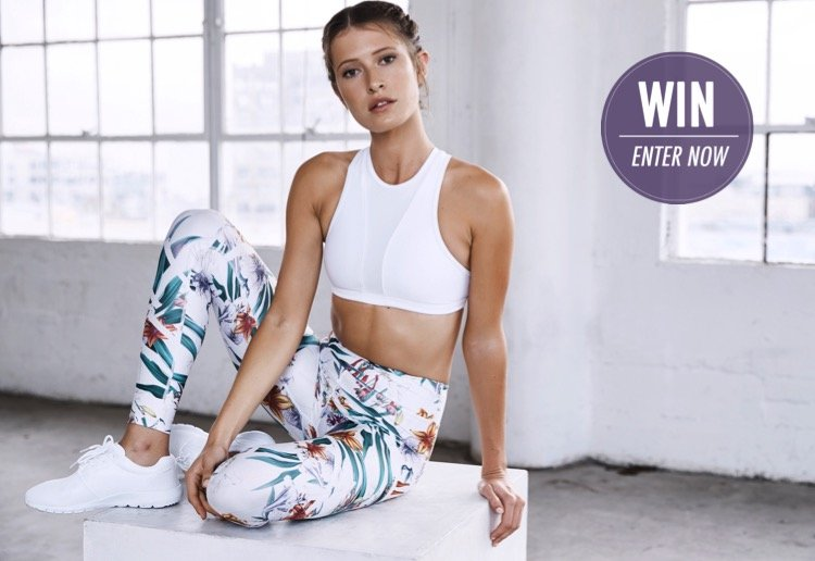 WIN a pair of limited edition We Are Handsome x Vaalia leggings