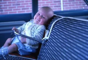 FLK vintage baby