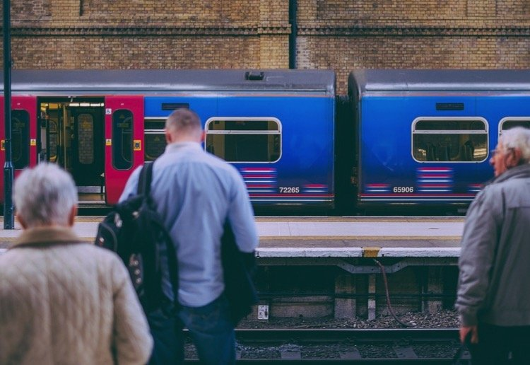 My son witnessed racial abuse on a train