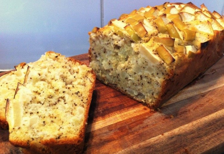 Apple & Tea Cake