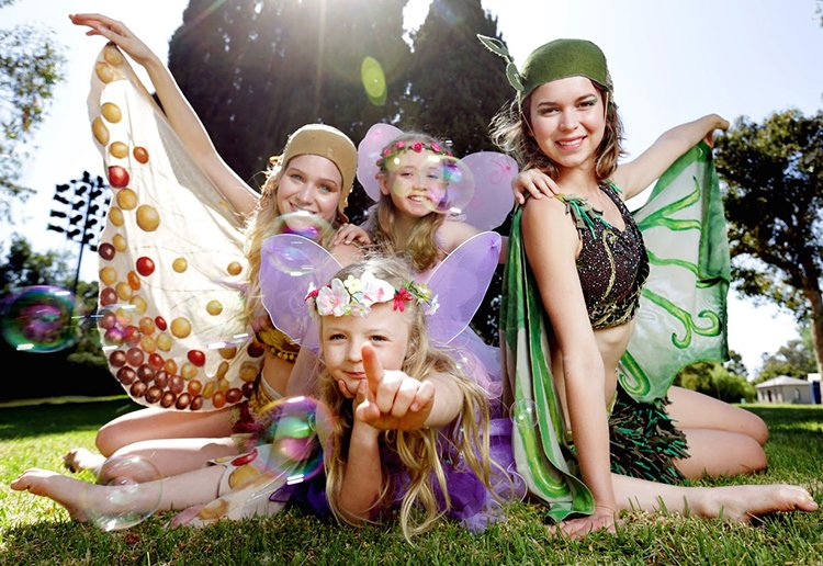WIN 1 of 5 family passes to Tinkerbell and the Dream Fairies