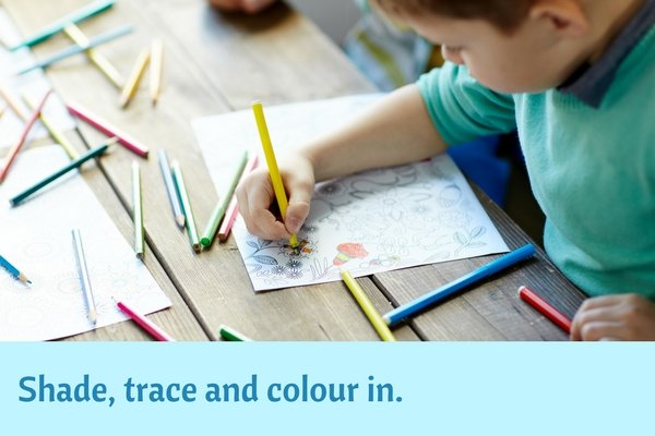 Play that's fun and good for kids too_colouring in
