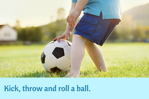 Play that's fun and good for kids too_soccer ball