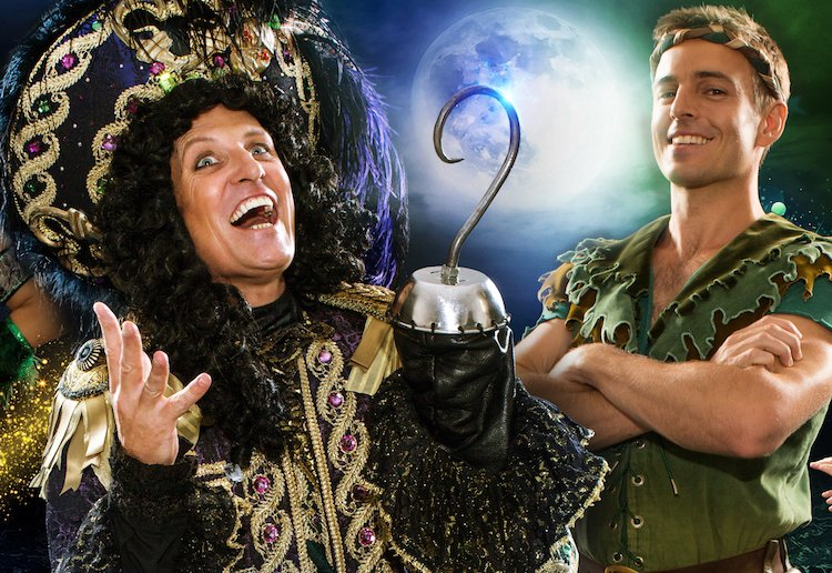 WIN 1 of 2 family passes to The Adventures of Peter Pan and Tinkerbell