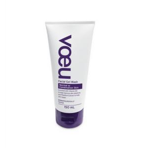 Voeu Facial Gel Wash Normal or Combination Skin 150ml