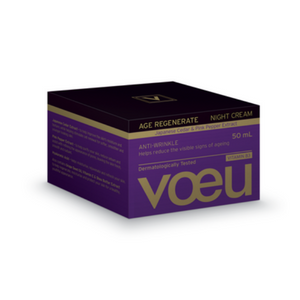 Voeu Regnerate Anti-Ageing Night Cream 50ml