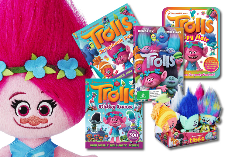 Trolls EPIC Slumber Party Competition