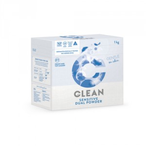 woolworths clean sensitive 1kg