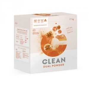 clean laundry powder spice