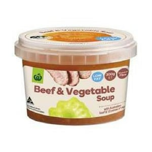 woolworths soup review_beef and vegetable soup_300x300