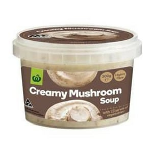 woolworths soup review_creamy mushroom soup_300x300