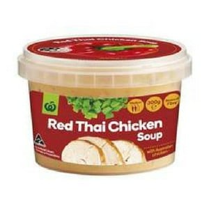 woolworths soup review_red thai chicken soup_300x300