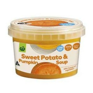 woolworths soups review_sweet potato and pumpkin soup_300x300
