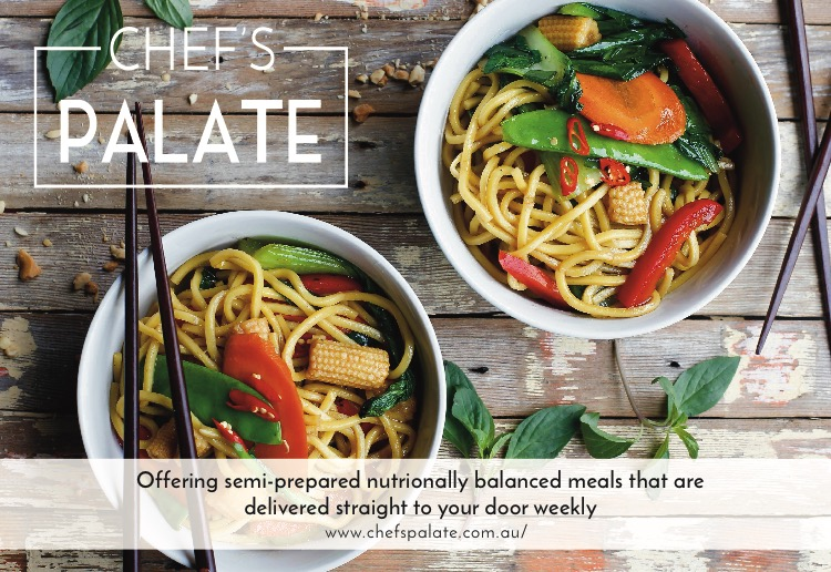 WIN 1 of 2 Chef's Palate Vouchers