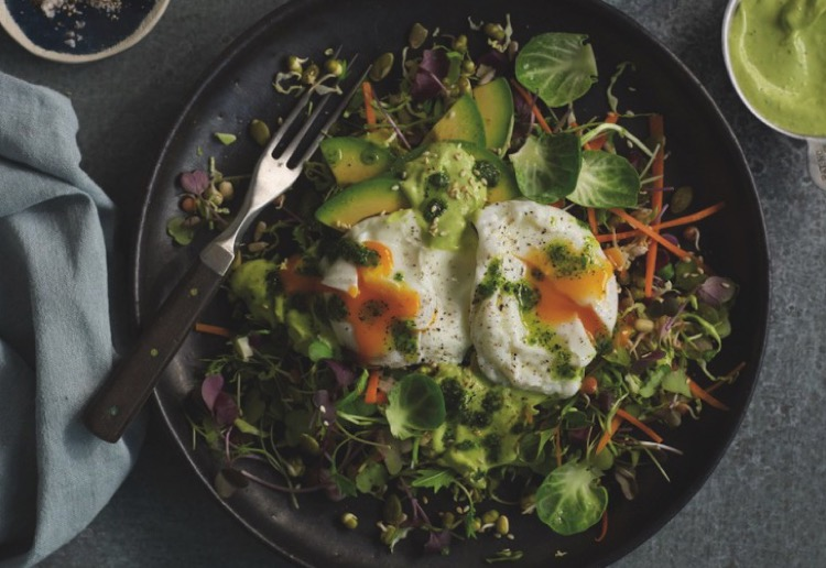Breakfast Nourish Bowl