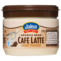 Jalna cafe latte