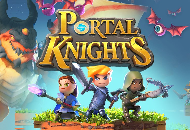 WIN 1 of 8 Portal Knights Games on PS4 or Xbox One
