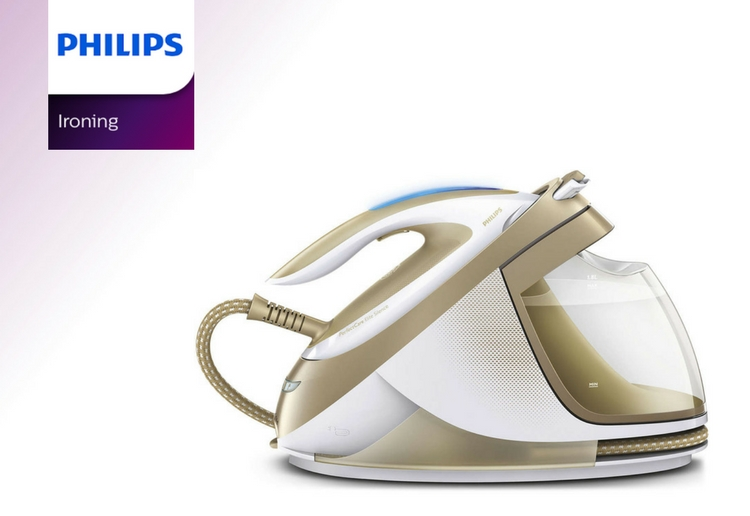 tamika87 reviewed Philips PerfectCare Elite Steam Generator Iron