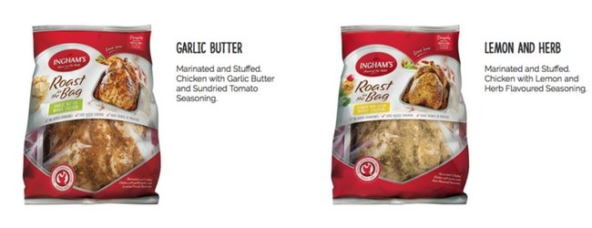 inghams roast in the bag_product review_garlic butter lemon and herb_650x250