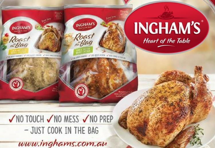 Ingham's Roast in the Bag