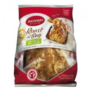 inghams roast in the bag whole chicken garlic butter_rate it_500x500