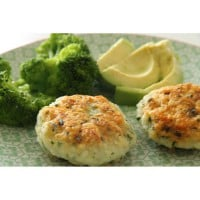 Quick 3 Ingredients Fish Cakes