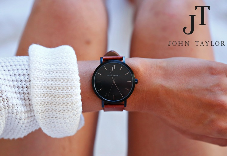WIN 1 of 3 Cottesloe Timepieces from John Taylor Watches